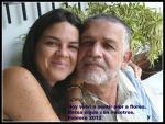 Betsa y papa Alejandro