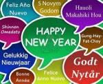 feliz ano en todo idioma